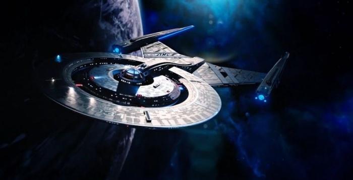 Star Trek Discovery ship header