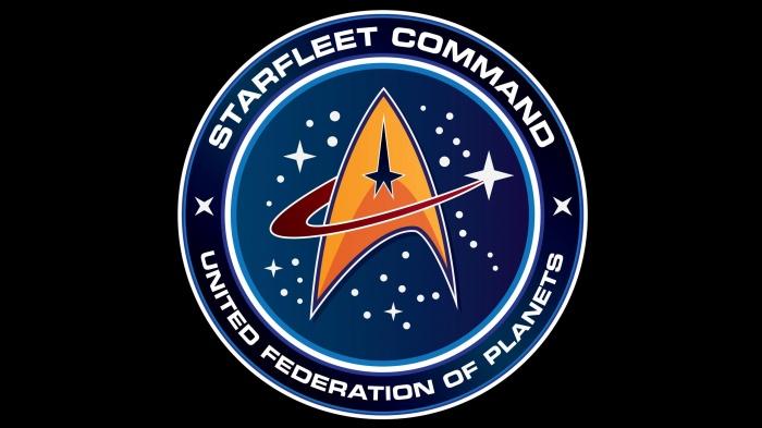 Star Trek - logo Flota Estelar