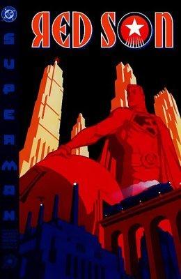 Superman Hijo Rojo