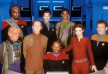Tripulación de Star Trek Deep Space Nine