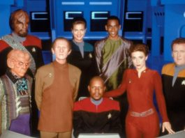 Tripulación de Star Trek Deep Space Nine