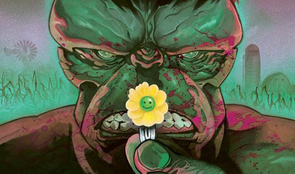 Jeff Lemire - Immortal Hulk