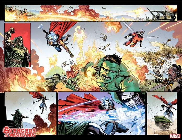 avengers of the wastelands 1 preview 1 1201576