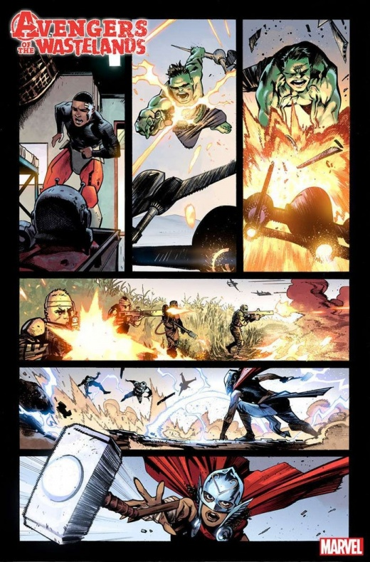 avengers of the wastelands 1 preview 2 1201577