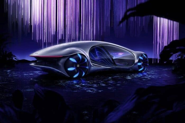 Mercedes desvende prototipo con