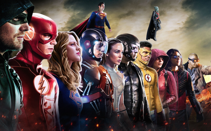 The CW - DC Comics