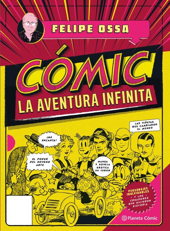 294724 portada comic la aventura infinita felipe ossa 201903061558