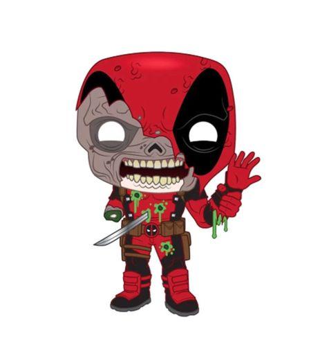 Deadpool Zombie Funko 1093