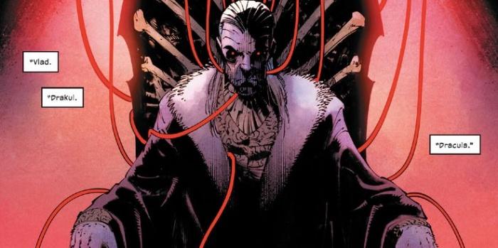 Dracula Wolverine