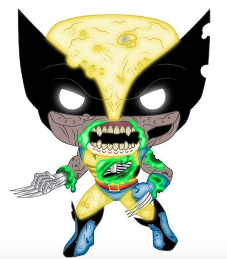 Funko Wolverine Zombie 1093
