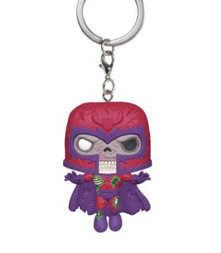 Funko keychain Magneto Zombie 1093