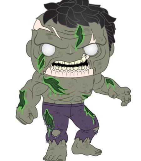 Hulk Zombie Funko 1093 1