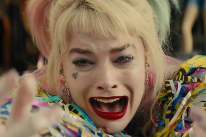 Margot Robbie - Harley Quinn - Aves de presa