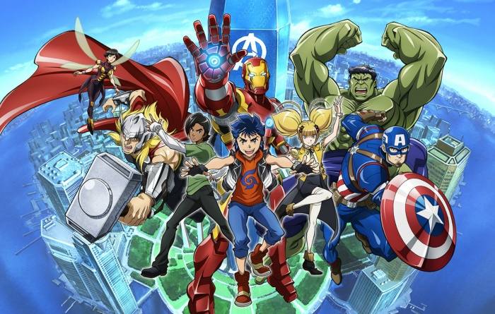 Marvel Avengers Avengers