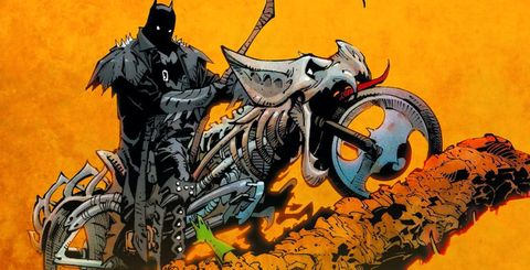 Metal sequel Batman header