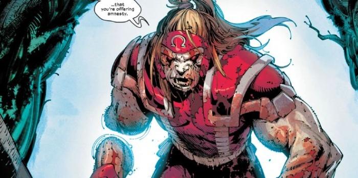 Omega Red Wolverine amnesty