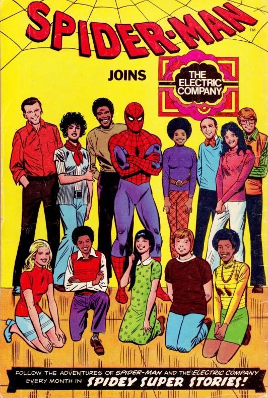 Spidey Super Stories portada