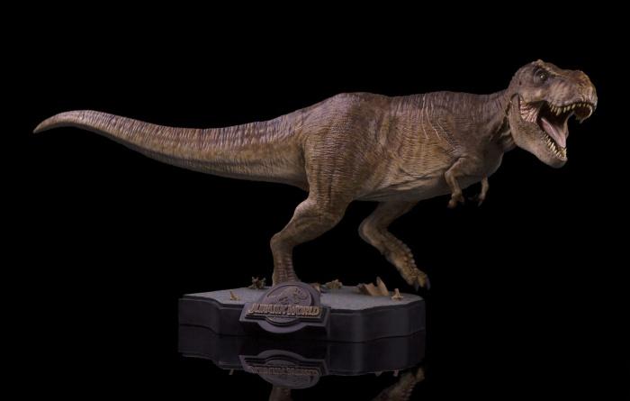 final battle t rex