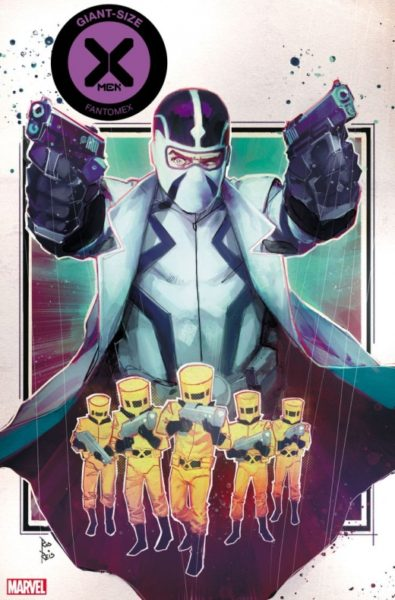 giant size x men fantomex cover