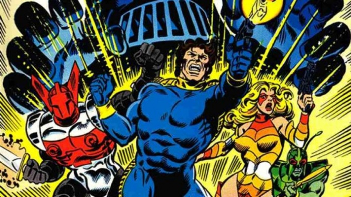 micronauts 1 cover marvel comics