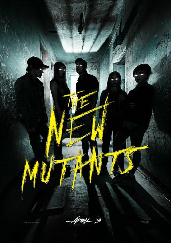Los Nuevos Mutantes - nuevo póster