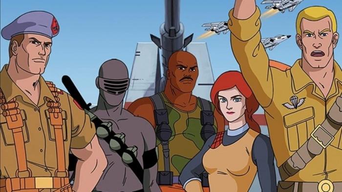 Hasbro Releases Mini G.I. Joe Animated Series Marathon Online scaled 1