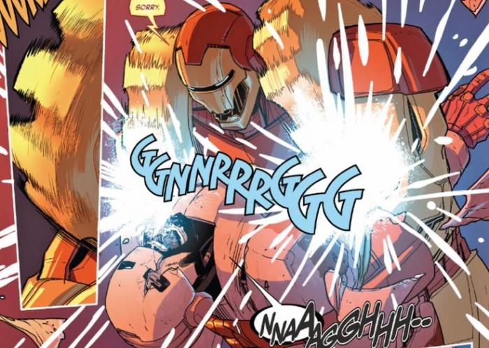 Iron Man 2020 Gears