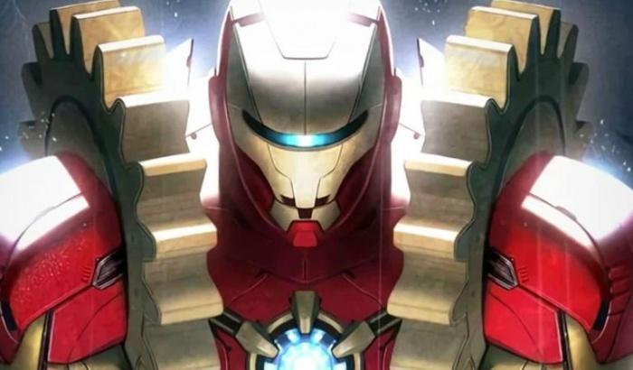 Iron Man 2020 Ryuk