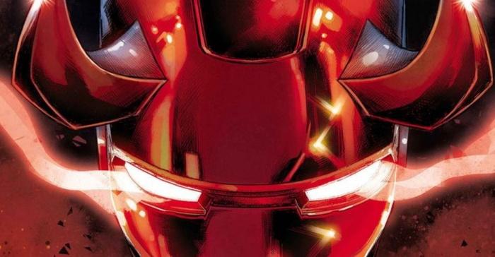 Iron Man Daredevil