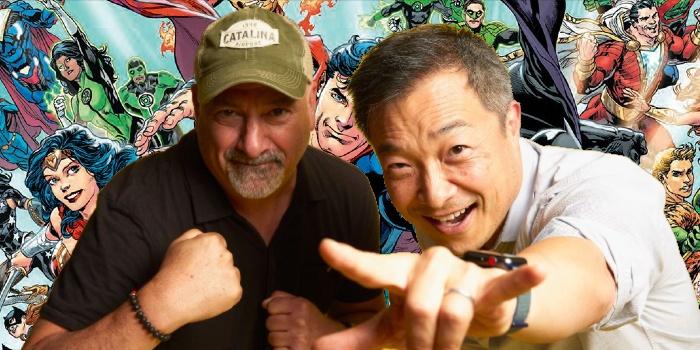 Jim Lee - Dan DiDio - DC Comics