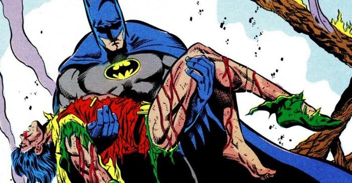 Batman: Una muerte en la familia
