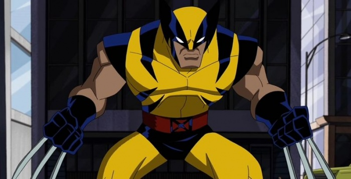 WOLVERINE ANIMATED Avengers EMH