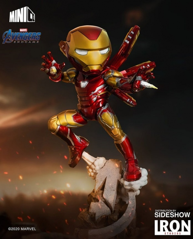 avengers endgame mini co figure iron man 1 1212855
