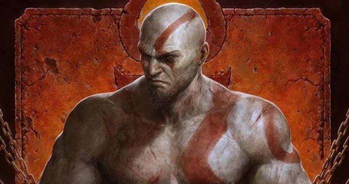 god of war fallen god header