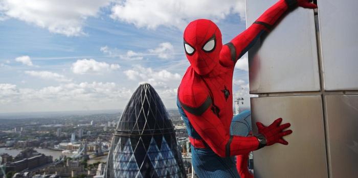 lejos de casa spiderman Spider-Man