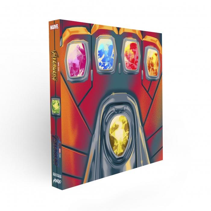 1. Avengers IW EG Box Set slipcase