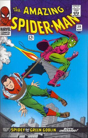 Amazing Spider Man Vol 1 39