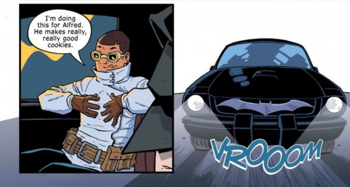 Batman Overdrive Mateo Diaz Doc