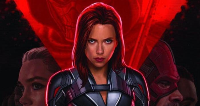 Black Widow Movie Poster Updated Header