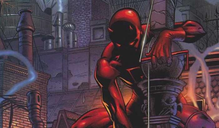 Daredevil Cross feature