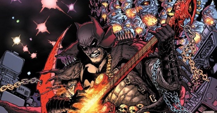 Dark Nights Death Metal Variant Cover Header