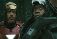 Don Cheadle - Iron Man 2