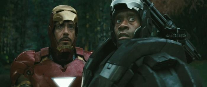Don Cheadle - Iron Man 2