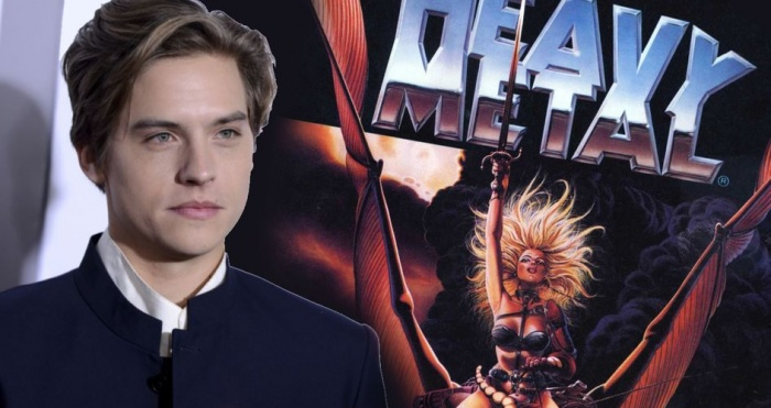 Dylan Sprouse Heavy Metal