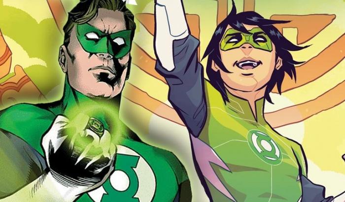 Green Lantern Hal Jordan Tai Pham