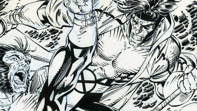 Jim Lee XMen