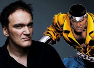 Quentin Tarantino - Luke Cage