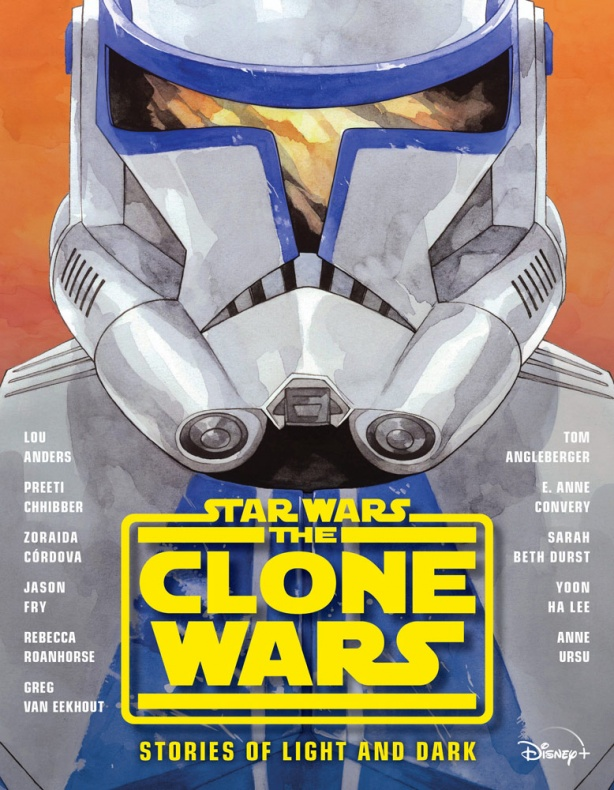 SW Clone Wars stories of light and dark cover