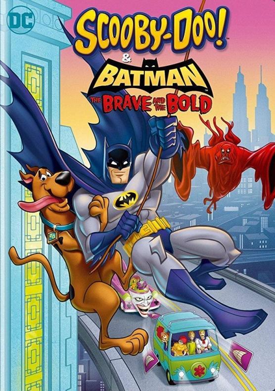 Scooby Doo y el intrepido Batman