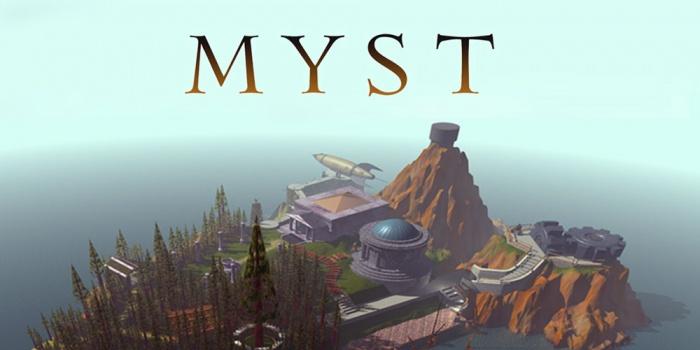 Videojuego Myst